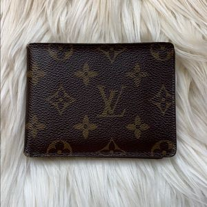 Other - Authentic LV Wallet